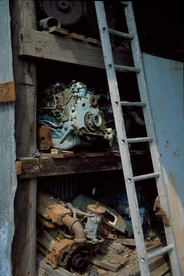Retired Engines